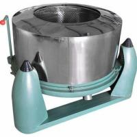 China Stable Laundry Extractor Machine , Commercial Washer Extractor 500mm Drum Diameter on sale