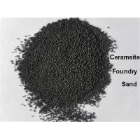 Low Thermal Expansion Rate  Ceramic Foundry Sand Ceramsite For Lost Foam Casting Manufactures