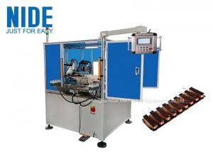 HMI BLDC Motor Segmented Stator Coil Winding Machine Manufactures