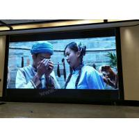 Buy cheap Media P5 Indoor Fixed LED Display SMD3528 Large Viewing Angle For Advertising from wholesalers