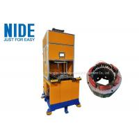 1000kg Coil Winder Machine High Efficiency One Station For Stator Coil Forming Manufactures
