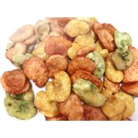 Seaweed Coated Mixed Flavors Fava Bean Chips Fried Crispy 10- 12kg / CTN Manufactures