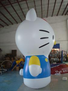 5 Meters PVC Custom Shaped Helium Filled Balloons for Music Concerts Manufactures