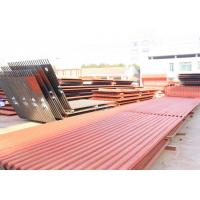 Alloy Steel Boiler Parts Water Wall Panels Membrane Type Water Wall Tube Manufactures