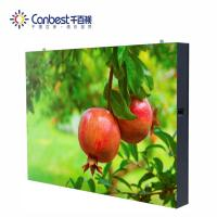 Buy cheap 320X160 MM Waterproof LED Outdoor Advertising Screens HD P10 For Store / Mall from wholesalers
