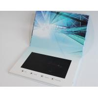 Buy cheap IPS 1024*600 Touchscreen LCD Brochure Video Card 10 Inch For Advertising / from wholesalers