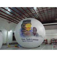 Customized PVC Political Advertising Balloon with Good Elastic for Political Election Manufactures
