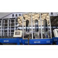 2500mm Height Double Glazing Glass Machine High Efficiency For LowE Glass