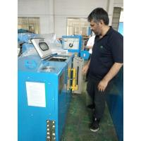 Buy cheap Industrial Copper Wire Bunching Machine , Cable Production Equipment CE Approval from wholesalers