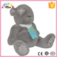 China Made in china colorful clothes birthday mini teddy bear plush toy wholesale on sale