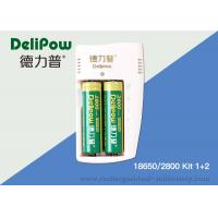 Buy cheap Small OEM Original 2800mah Battery Charger 18650 Recharging Lithium Battery from wholesalers