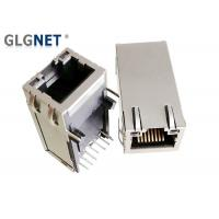 Buy cheap Industrial Grade 1G Rj45 Poe Magjack 100W UPOE+ Tab Up RJ45 Modular Jack from wholesalers