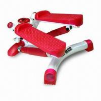 Swing Stepper with Safety Cover, Scan, Time, and Count Function, Easy to Store Manufactures