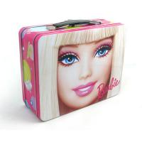 trendy rectangular lunch tin box for cosmetic Manufactures