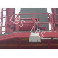 Buy cheap Marine Deck Euipment Mooring Winch / Ship Anchor Windlass Fully Machined from wholesalers