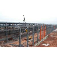 Buy cheap Prefabricated Logistic Structure Steel Warehouse H Beam Wind Resistance from wholesalers