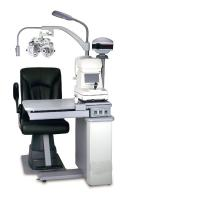 Buy cheap Ophthalmic Unit With Table and Chair for One Instrument Arm Liftable GD7506 from wholesalers