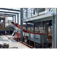 2.2kw Dust Removal Submerged Scraper Chain Conveyor For Thermal Power Plant Manufactures