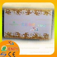 Buy cheap Plastic VIP Card with Foil Hot-stamping from wholesalers