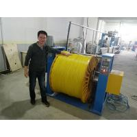 Buy cheap Electrical House Wire And Cable Machinery For PVC , PE Plastic Insulation Sheath from wholesalers