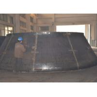 China Cladding Plate Reaction Tower Cone on sale