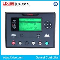China Control Panel Generator Accessories In Monitoring System Of A Single Diesel Genset on sale