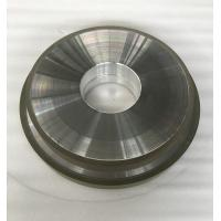 Resin Bonded CBN Grinding Wheels 1A1 For Metal High Steel Thickness 40mm