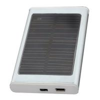 100V - 240V Solar powered charger for mobile phone XSK-CH03 for  mobile phone / MP3 / MP4 Manufactures
