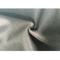 Double Side Wool  Material , Merino Wool Cloth Anti - Static Manufactures