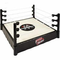 Design high quality competition Boxing ring OEM 7X7X1M or 7.8X7.8X1M size print your logo Manufactures