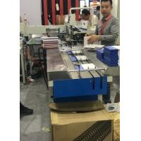 Twin Ring Binding And Punching Machine Full Automatic  4 Times / Notebook Manufactures