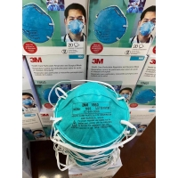 Medical Nonwoven Meltblown Anti Particle N95 Face Mask Manufactures