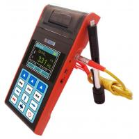 Buy cheap Full Color Screen Hardness Scale Surface Roughness Measuring Instrument from wholesalers
