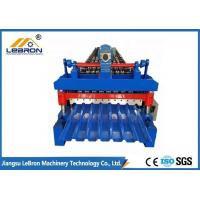 Zinc Sheet  Corrugated Roof Sheet Roll Forming Machine for roof tile