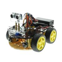 Buy cheap Nano V3.0 Intelligent Bluetooth Tracking/Obstacle Avoidance Smart Car Robot from wholesalers