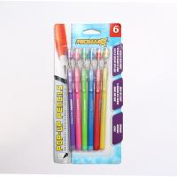 Easter Plastic Multi - Head Non Sharpening Pencil With Customized Logo Manufactures