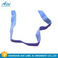Decorative Coloured Fold Over For Underwear Elastic Binding Tape Good Stretch Manufactures