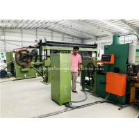 Buy cheap 4300mm Net Width Gabion Production Line PLC Control With Electrical Systems from wholesalers