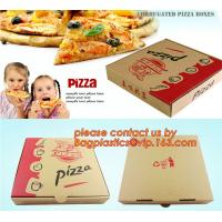 Customized PIZZA box, Jewelry box Packaging for food Packaging cartons Paper bag Gift Box,Manufacturer Custom Printed Pi Manufactures