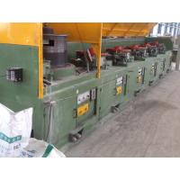 Mild Carbon Steel Straight Line Wire Drawing Machine With Customized Drawing Speed
