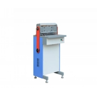 NANBO 2.5-6.5mm Margin Heavy Duty Paper Punching Machine For Industry Manufactures