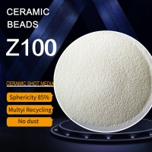 700HV AMS 2431/7A 150ΜM Z100 Ceramic Shot Media Manufactures
