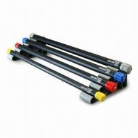 Buy cheap PVC Free Weights with Length of 100cm, Designed for Aerobic Exercises from wholesalers