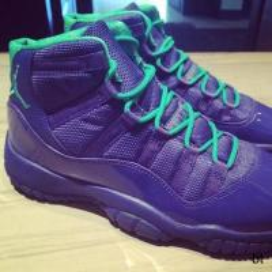 Shox Nike Air Jordan 11 Violet Shoe on koonba.com Manufactures