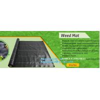 pp weed mat organic agricultural plastic mulch, recyclable weed barrier,PP ground mat /concert crowd control barrier wee Manufactures