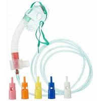 Disposable Adjustable Oxygen Therapy Venturi Mask Medical Supplies S M L XL Size Manufactures
