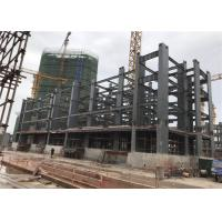 Buy cheap Multi-storey Light Steel Villa House Homes With Fiber Cement Board from wholesalers