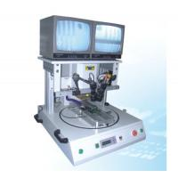 Buy cheap Pneumatic Pulse Heat Bonding Machine , Hot Bar Fpc / Pcb Soldering Machine from wholesalers