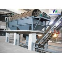 Rotary Sand Sieving Machine ,  High Efficiency Industrial Vibrating Screen Manufactures