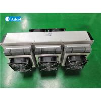 Thermoelectric Peltier Cooler / Air Conditioner Assembly For Cabinet Cooling Manufactures